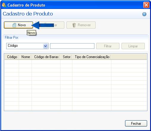 fdd258edf045d A tela de cadastro de produtos possui quatro abas  Dados Gerais